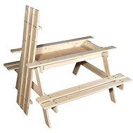 Cubs - Piknikový stoleček s úložným prostorem