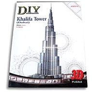 3D Puzzle - Dubai