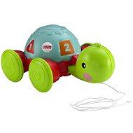 Mattel Fisher Price - Tahací želvička