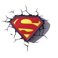 3D Světlo Superman Logo