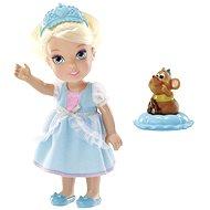 Disney princezna - Popelka a kamarád