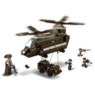 Sluban Army - Přepravní vrtulník