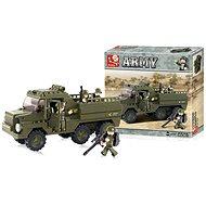 Sluban Army - Vojenský náklaďák