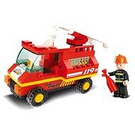 Sluban Town - Požární vůz