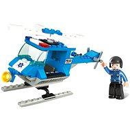 Sluban Town - Policejní vrtulník