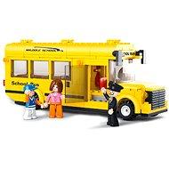 Sluban Town - Školní autobus