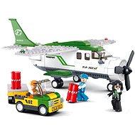 Sluban Aviation - Přepravní letadlo