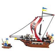 Sluban Piráti - Pirátská loď