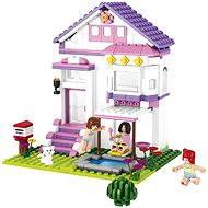 Sluban Girls Dream - Prázdninový dům