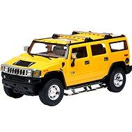 BRC 10121 Hummer H2 RtG žlutý