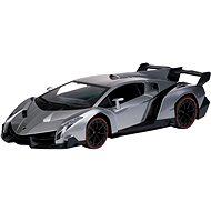 BRC 14031 Lamborghini Veneno stříbrné