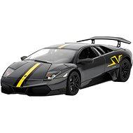 BRC 18031 Lamborghini Murcielago šedivý