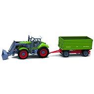 BRC 28610 Farm Traktor se sklápěcím přívěsem