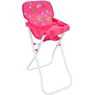 Vysoká židlička pro panenky