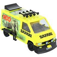 Monti system 37 - ZOO/Safari-Renault Trafic 1:35