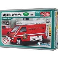 Monti system 45 - Fire Brigade-Renault Trafic 1:35