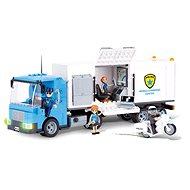 Cobi Action Town - Mobilní policejní velitelství