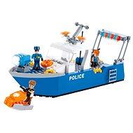 Cobi 1577 Action Town - Policejní loď