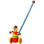 Jezdík - Medvěd na tyči