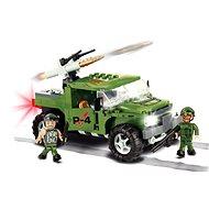 Cobi Small Army - P-4 ozbrojené vozidlo