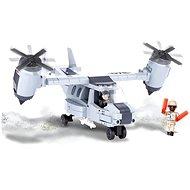 Cobi Small Army - Letadlo se svislým vzletem