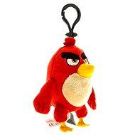 Angry Birds s přívěskem - Red