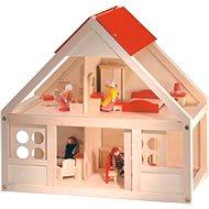 Domeček pro panenky s vybavením
