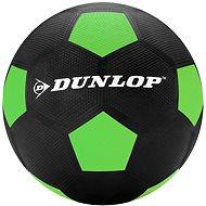 Dunlop Fotbalový míč zelený