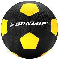 Dunlop Fotbalový míč žlutý