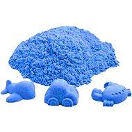 Hrací písek 500g modrý