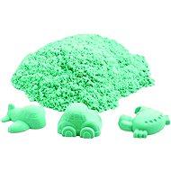 Hrací písek 500g zelený