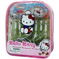 Hello Kitty - čajová sada v batůžku