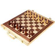 Kufřík na šachy a vrhcáby