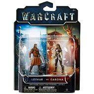 Warcraft - Lothar a Garona
