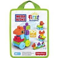 Mega Bloks - First Buiders Zvířátka
