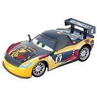 Mattel Cars 2 - Carbon race velké auto Miguel Camino