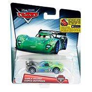 Mattel Cars 2 - Carbon race malé auto Carla Veloso