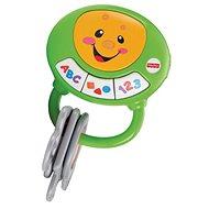 Mattel Fisher Price - Mluvící klíče SK