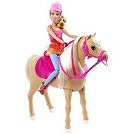 Mattel Barbie - Panenka a tančící kůň