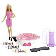 Mattel Barbie - Panenka a spirálové návrhářství