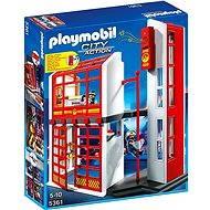 Playmobil 5361 Hasičská zbrojnice s alarmem