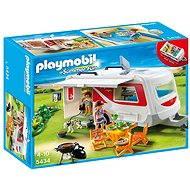 Playmobil 5434 Rodinný karavan
