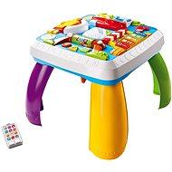 Mattel Fisher Price - Pejskův stoleček Smart Stages CZ/EN