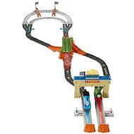 Mattel Fisher Price Mašinka Tomáš - Percy závodní set
