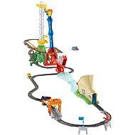 Mattel Fisher Price Mašinka Tomáš - Obrovský skok