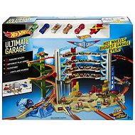 Mattel Hot Wheels - Ultimátní mega garáž