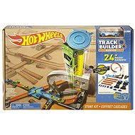 Mattel Hot Wheels - Dráha pro lišácké kousky