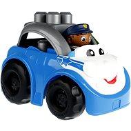 Mattel Fisher Price Mega Bloks - Policejní auto Peter