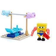 Mega Bloks Sponge Bob - Základní set Wacky Gym