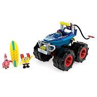 Mega Bloks Sponge Bob - Rally Boat